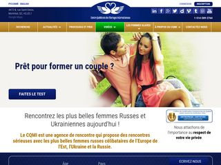 Agence matrimoniale Internationale
