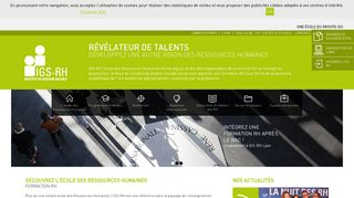 Formation ressources humaines IGS