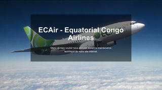 Equatorial Congo Airlines S.A (Ecair)