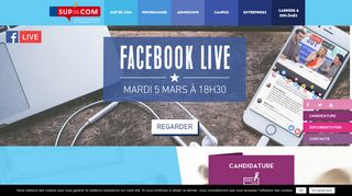 Sup de Com – Bachelor Communication