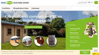 Installer une protection anti-feuilles