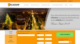 Location, cession et vente de local commercial