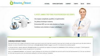 Sourire d'orient – chirurgie dentaire