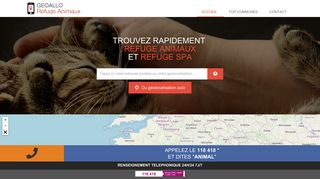 Guide pour joindre un refuge animalier en France