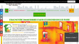 Diagnostics immobiliers avec Kasa Diagnostics