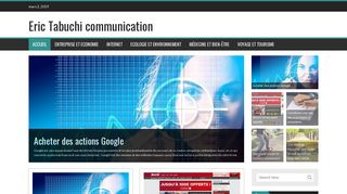 Erictabuchi plateforme de communication