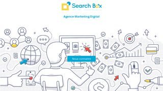 Search Box – agence webmarketing Montpellier