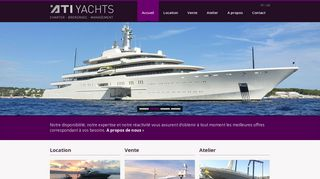Professionnels du yachting à Monaco