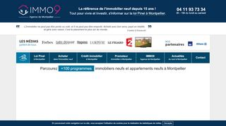 Immo9 : courtier en immobilier neuf à Montpellier