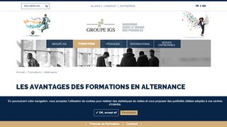 Formation en alternance