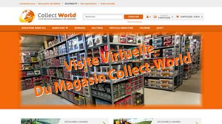 Miniatures agricoles : Collect World
