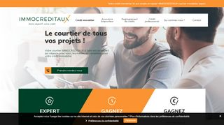 Immocreditaux : courtier immobilier expert Lens.