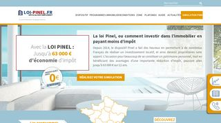 S'informer sur le dispositif Pinel 2015