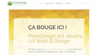 Agence web Proxidesign