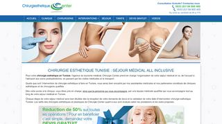 Chirurgie Esthetique Center Tunisie