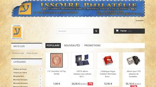 Issoire philatelie et la passion des collections