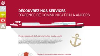 Agence de communication Angers