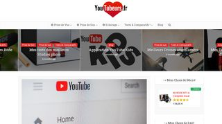 Tubeurs, le guide pratique sur YouTube