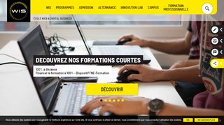 Wis-ecoles – La Web International School